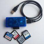 SD card toolbox